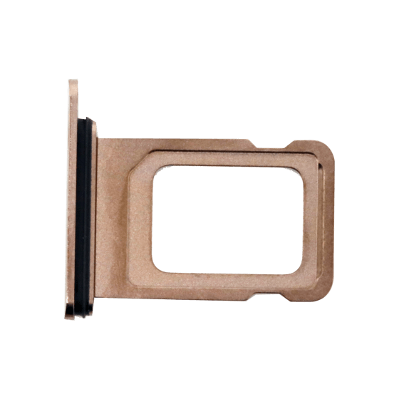Sim Card Tray for use with iPhone 11 Pro Max (Gold)