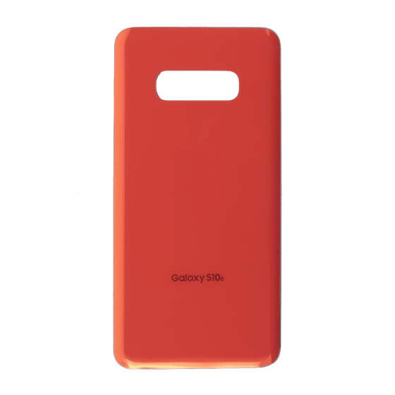 Back Glass for use with Galaxy S10e (Flamingo Pink)