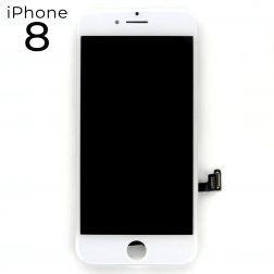 Premium LCD Assembly for use with iPhone 8 (White)