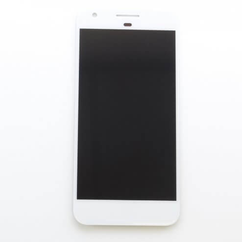 LCD/Digitizer for use with Google pixel (White)