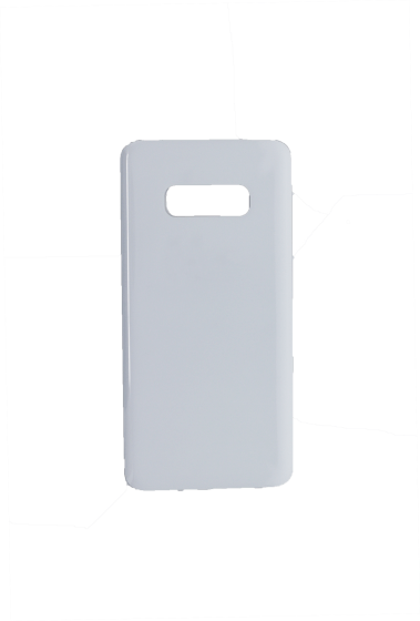 Back Glass Cover for use with Samsung Galaxy S10 (White)