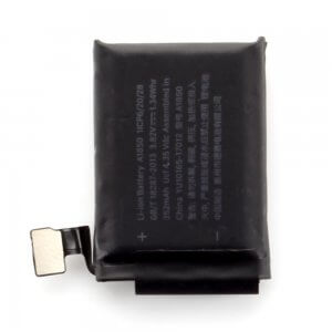 Battery for use with iWatch 3 (42mm)