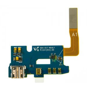 Charging Dock with Flex Cable for use with Samsung Galaxy Note II AT&T i317