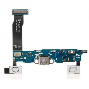 Charging Port Flex Cable for use with Samsung Galaxy Note 4 N910A (AT&T)