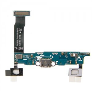 Charging Port Flex Cable for use with Samsung Galaxy Note 4 N910P (Sprint)