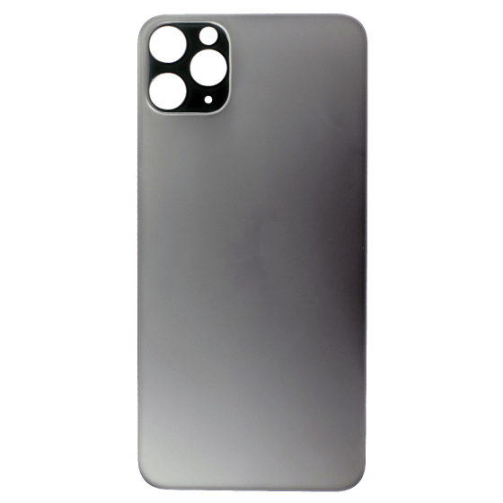 Back Glass (No Logo) for use with iPhone 11 Pro Max (Green)