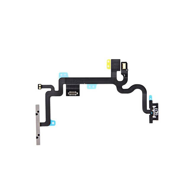 sports shoes bb39f 5317e Power, Mute Switch and Volume Flex Cable for use with iPhone 7
