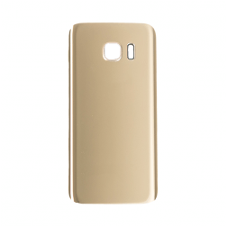 Glass Battery Cover for use with Samsung Galaxy S7 SM-G930, Gold
