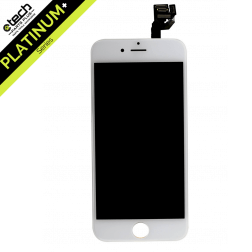 Platinum Plus LCD Assembly for use with iPhone 6 (White)