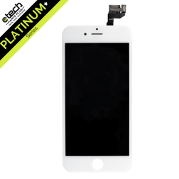 Platinum Plus LCD Assembly for use with iPhone 6S (White)
