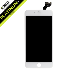 Platinum Plus LCD Assembly for use with iPhone 6S Plus (White)