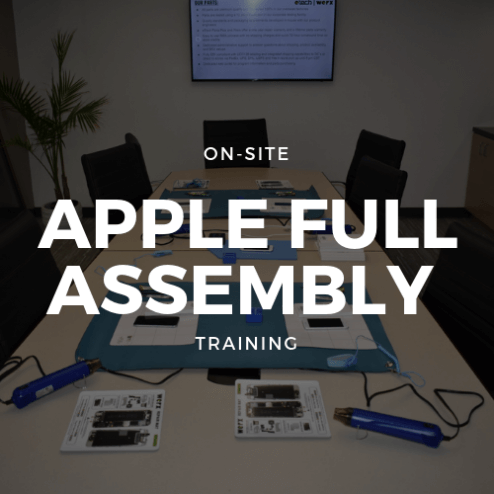 Apple Full Assembly Training