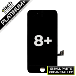Platinum Plus LCD Assembly for use with iPhone 8 Plus (Black)