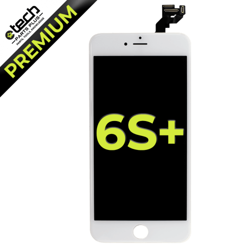 Premium LCD Assembly for use with iPhone 6S Plus (White)