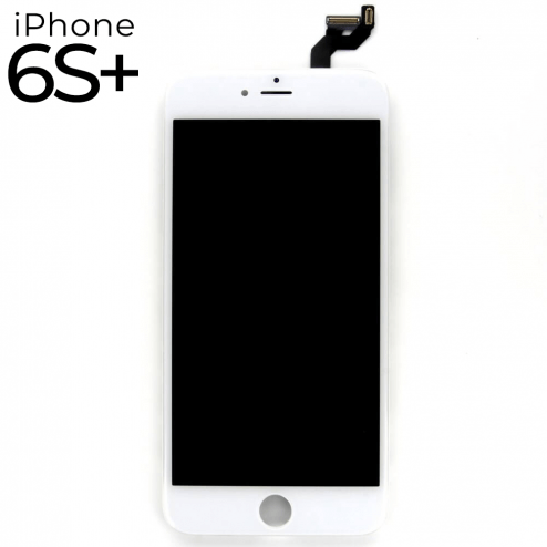 the best attitude e485d 56e94 Premium LCD Assembly for use with iPhone 6S Plus , White