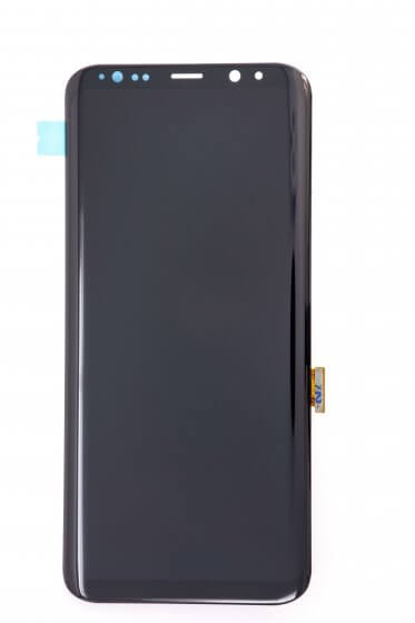 LCD & Digitizer (without Frame) for use with Galaxy S8 Plus  (Black Sapphire)