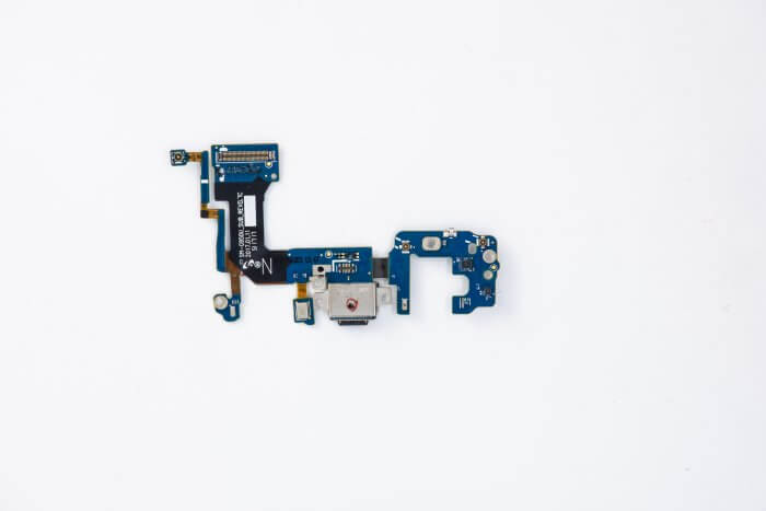 Charge Port Flex Cable G950U(U.S. Version) for use with Samsung Galaxy S8
