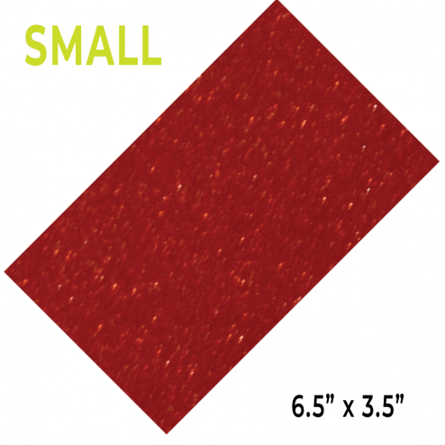 ProtectionPro - Small Sparkle Film (Red)