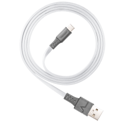 ChargeSync Alloy USB-C Charge Cable (3.3ft)(White)