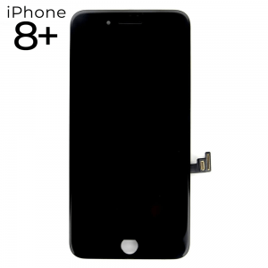 Premium LCD Assembly for use with iPhone 8 Plus (Black)