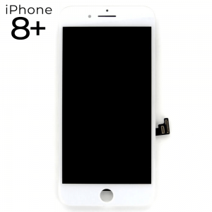 Premium LCD Assembly for use with iPhone 8 Plus (White)