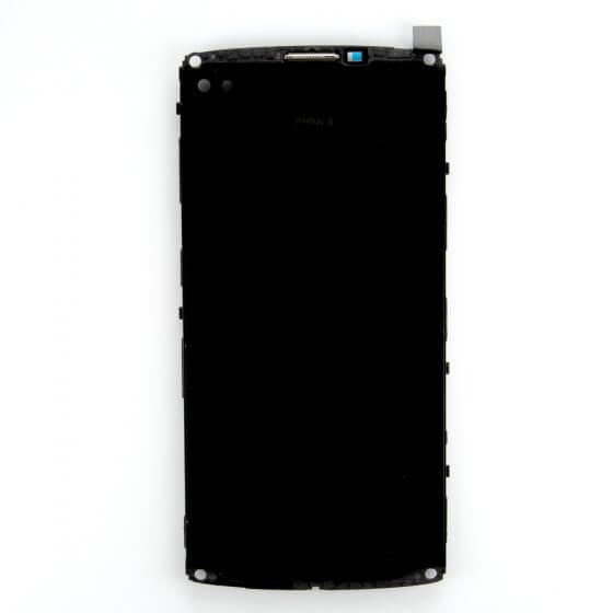 LCD/Digitizer with frame for use with LG V10 (Black)