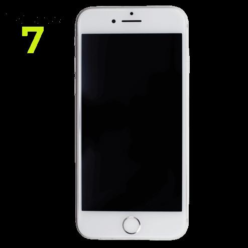 iPhone 7 AT&T 128GB Silver (Grade B+)