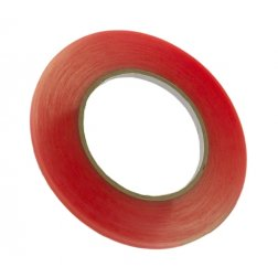 5mm x 36yd Red Tape  Adhesive