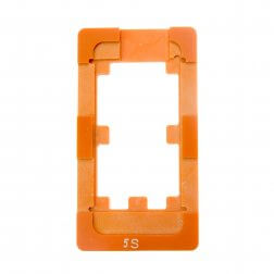 Alignment Mold for use with iPhone 5