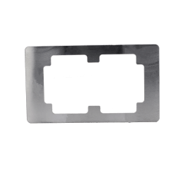Glass Only Repair Alignment Metal Mold for use with Samsung Galaxy S5 G900