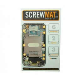 ScrewMat for use with iPhone 3G/3GS