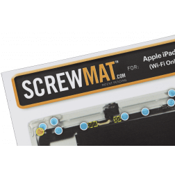 ScrewMat for use with iPad 3 (Wifi)