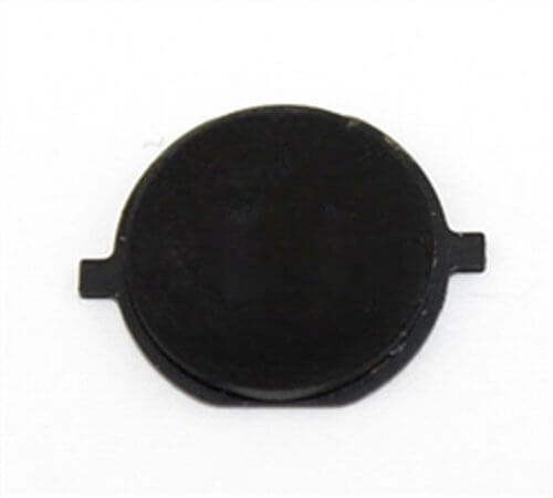 Home Button Black for use with iPhone 4S