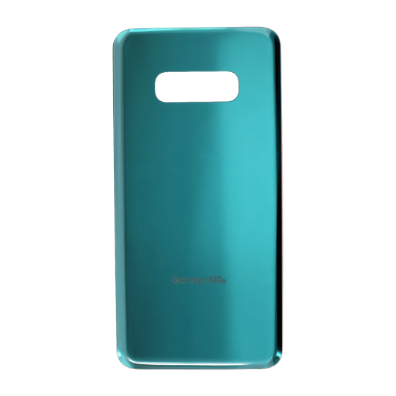 Back Glass for use with Galaxy S10e (Prism Green)