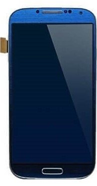 LCD & Digitizer Assembly for use with Samsung Galaxy S6 G920 Blue Topas (No home button & flex)