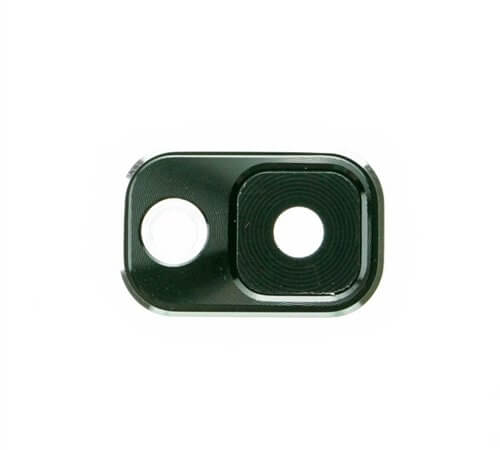 Rear Camera Lens with Mounting Bracket - Black for use with Samsung Galaxy Note 3 N900