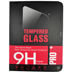"Tempered Glass Screen Protector for use with iPad Air / Air 2 / 5 / Pro 9.7"" Retail Pack"