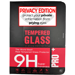 "Premium Privacy Glass for use with iPad Air/Air 2/5/Pro 9.7"" (Retail Pack)"