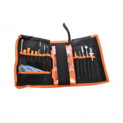 Cell phone repair shop tool kit