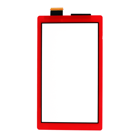 Digitizer for use with Nintendo Switch Lite (Red)
