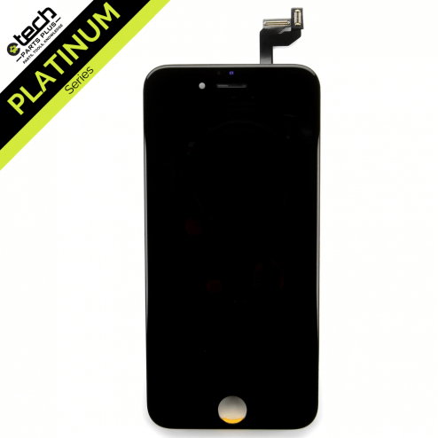 Platinum LCD Assembly for use with iPhone 6S (Black)