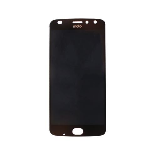 LCD & Digitizer Assembly for use with Motorola Moto Z2 Play (Black)