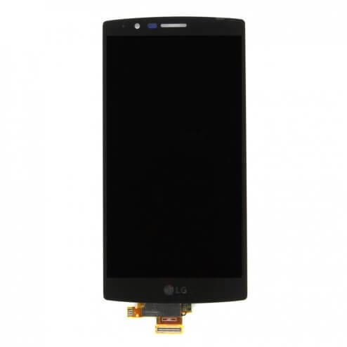 LCD/Digitizer without frame for use with LG G4 (Black)