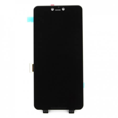 LCD/Digitizer for use with Google Pixel 3 XL 6.3 (Black)