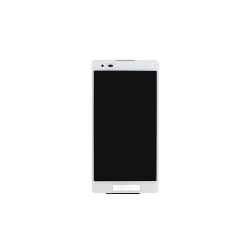LCD/Digitizer w/ Frame for use with LG Tribute HD LS676 (White)