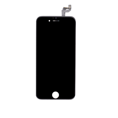 LCD Screen and Digitizer Assembly, Black, for use with iPhone 6S (4.7)