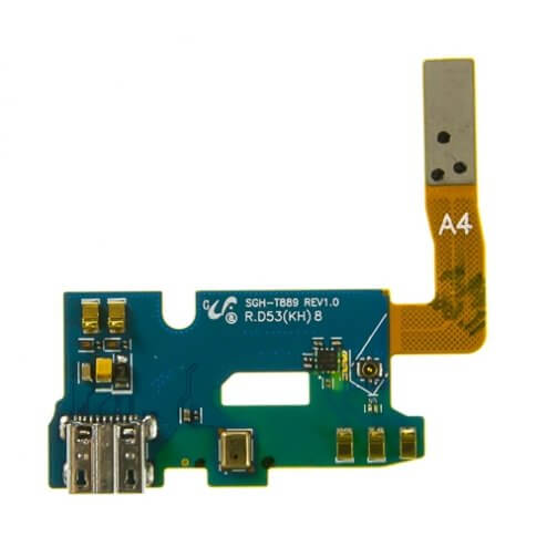 Charging Dock with Flex Cable for use with Samsung Galaxy Note II T-Mobile t889