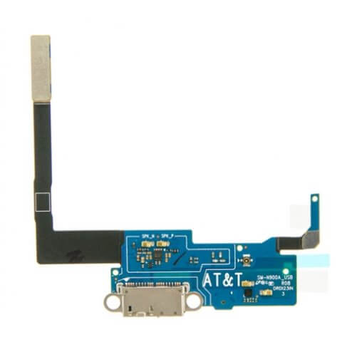 Samsung Note 3 N900A Charging Dock Flex Cable AT&T