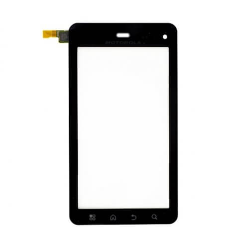 Digitizer and Front Glass for use with Motorola Droid 3 XT862
