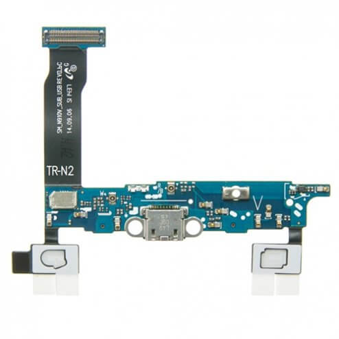 Charging Port Flex Cable for use with Samsung Galaxy Note 4 N910V (Verizon)